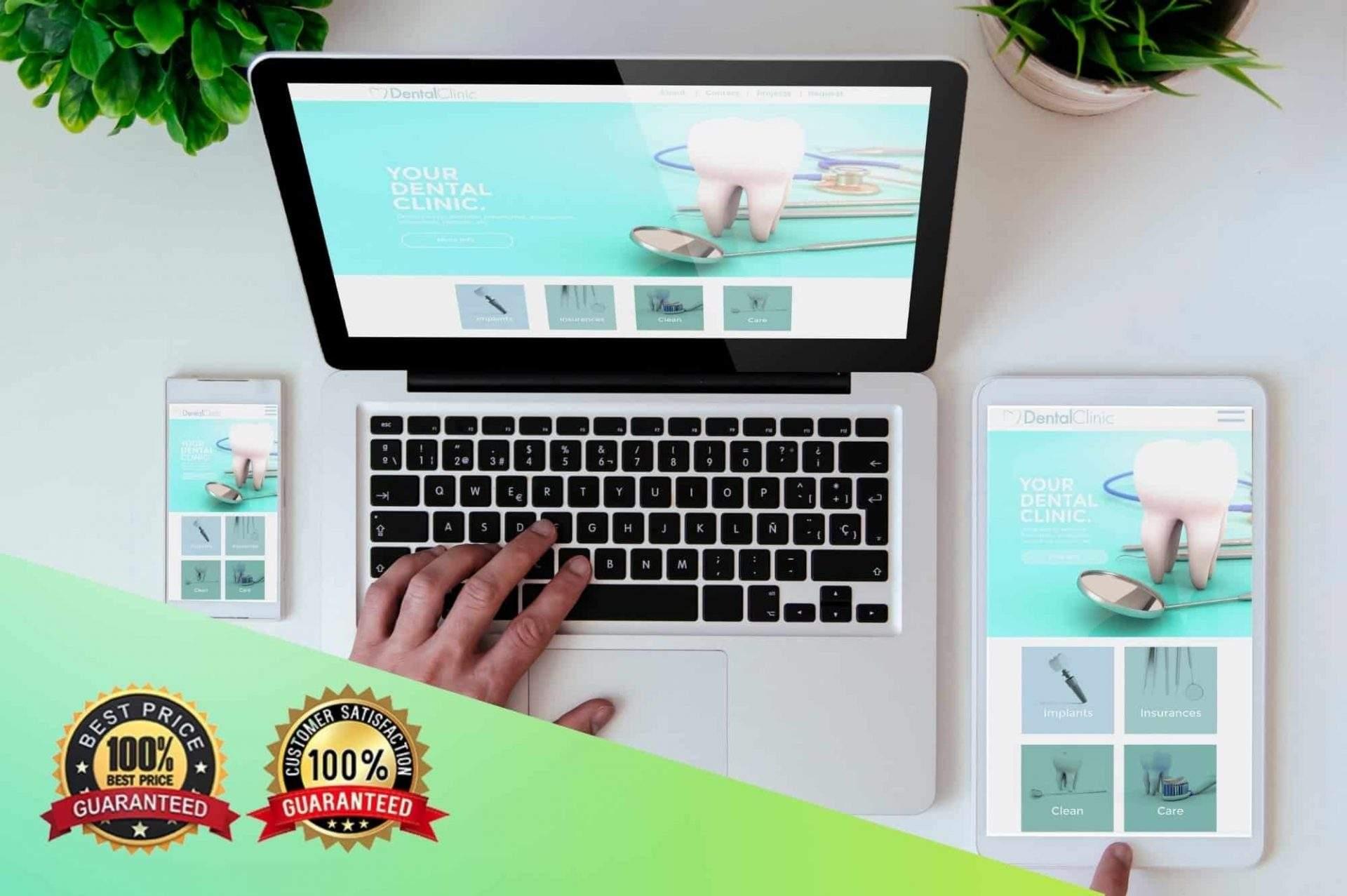 vault mark website responsive design development 2
