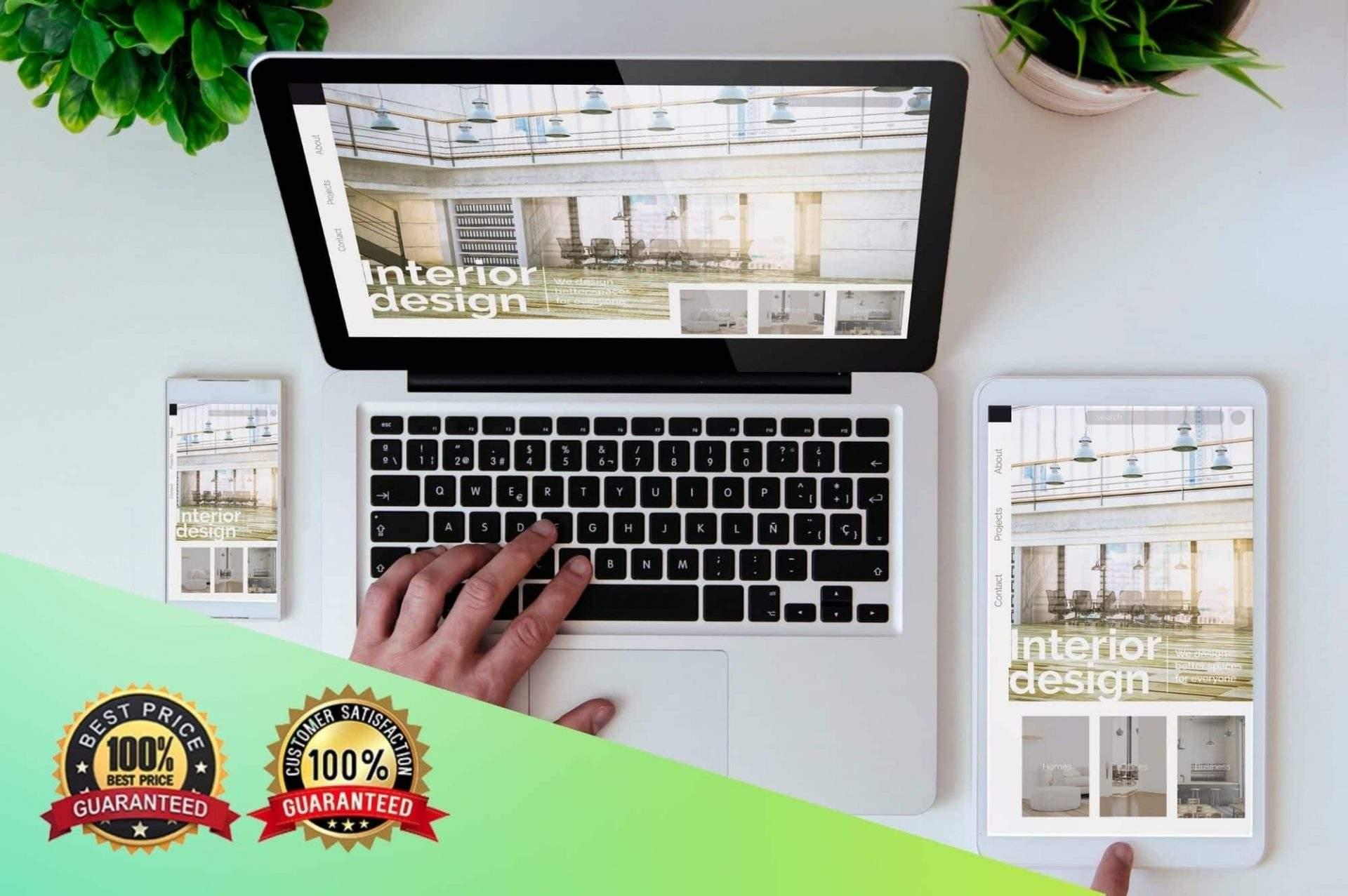 vault mark website responsive design development 4